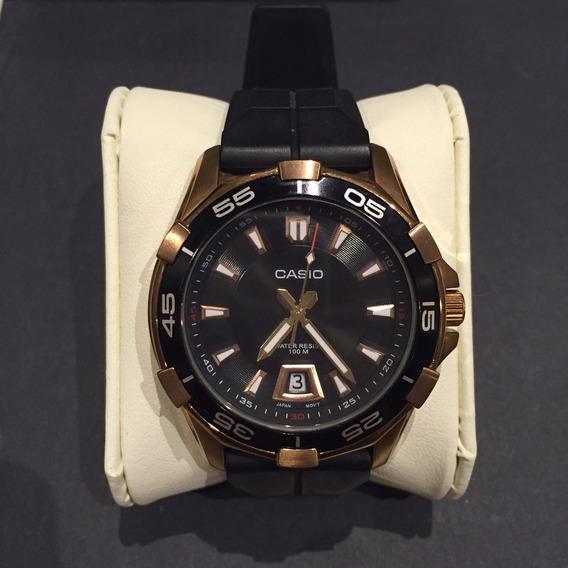 Relógio Casio Sport Gold Rosé - Caixa Diametro 39mm