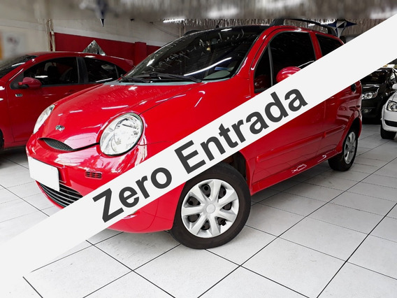 Chery Qq 1.1 Completo / Financiamos Zero De Entrada !!!