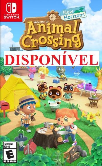 Animal Crossing: New Horizons Locação 7 Dias Digital Switch