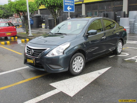 Nissan Versa Sense At 1600cc 2ab Abs