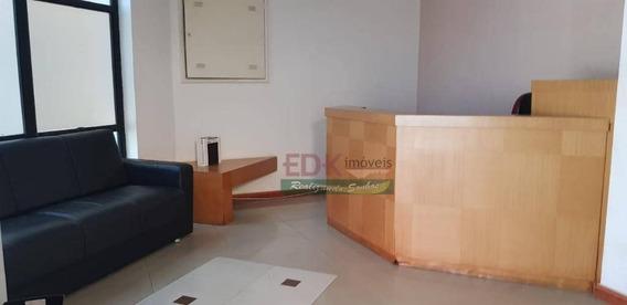 Sala Para Alugar, 200 M² Por R$ 5.000/mês - Centro - Taubaté/sp - Sa0203