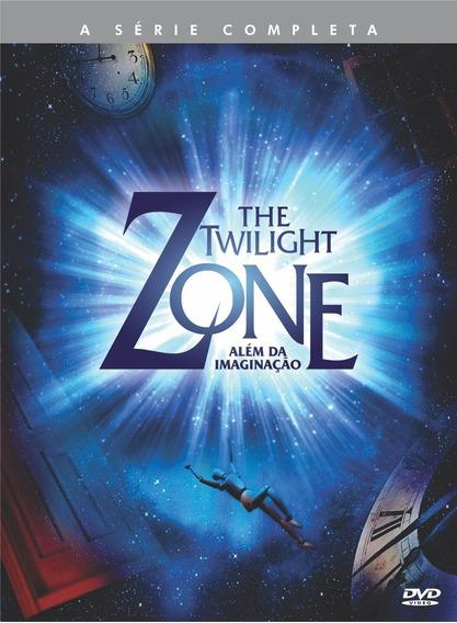Além Da Imaginação 2002 - Box Com 7 Dvds - Forest Whitaker