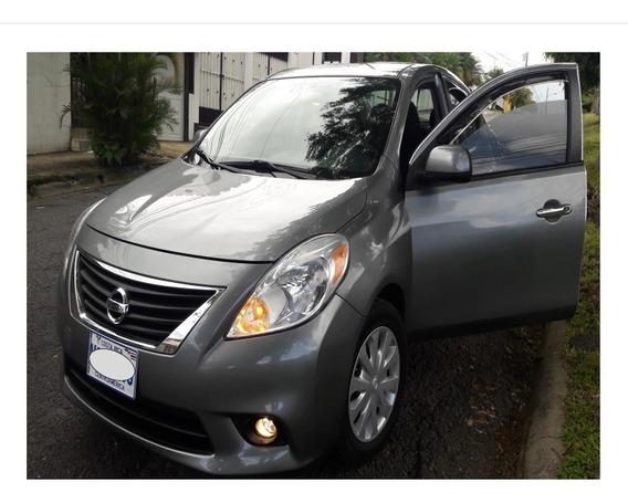 Nissan Versa Sv,