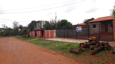 Vendo Casa A Estrenar Entre Capiata ,ñemby Ruta 1