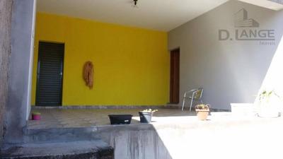 Vendo Casa Residencial Pq. Cecap, Valinhos. ( Estudo Permuta Por Chácara ) - Ca11379
