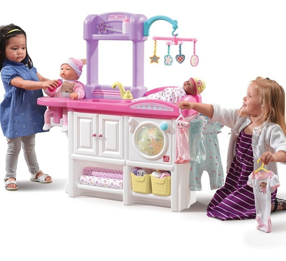 Juguetes Step 2 Love & Care Deluxe Nursery