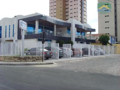 Sala Comercial Para Locação, Tambaú, João Pessoa. - Sa0040