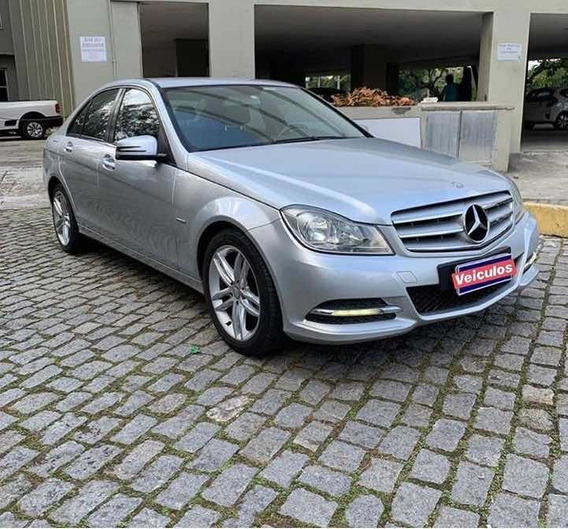 Mercedes-benz Classe C 1.8 Cgi Avantgarde 4p 2012