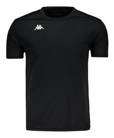 Camisa Kappa Modena Preta