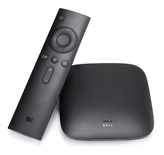 Tv Box Xiaomi Mi Box Tv 4k Ultra Hd Android 6.0 + Teclado