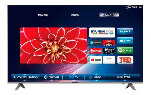 Televisor Hyundai 50 Smart Fhd Android
