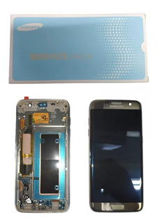 Tela Touch Frontal Display Lcd Galaxy S7 Edge Sm-g935 Origin