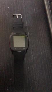 Smartwatch V10 Kvr110 Negro, Ex, Estado, $1100