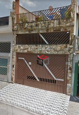 Sobrado Com 3 Dormitórios À Venda, 187 M² Por R$ 680.000 - Jordanópolis - São Bernardo Do Campo/sp - So23086