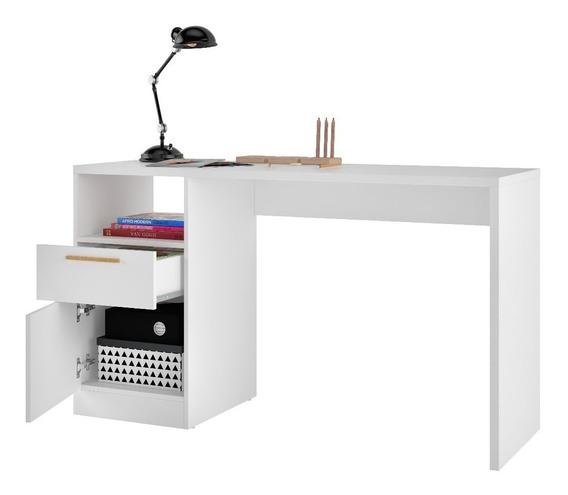 Mueble Mesa Para Computadora Con 1 Cajon Y Puerta Bc 64-06