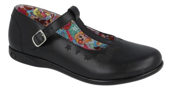 Zapato Escolar En Piel Marca Distroller Modelo Tinga