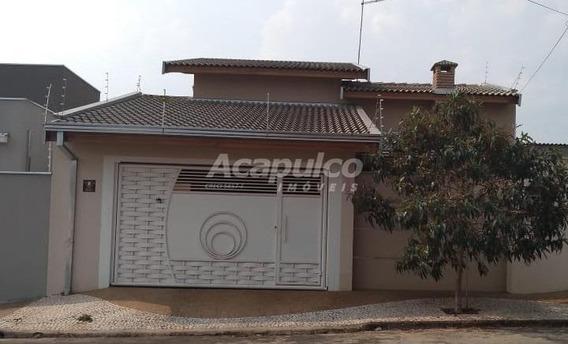 Casa À Venda, 3 Quartos, 2 Vagas, Residencial Santa Luiza Ii - Nova Odessa/sp - 10809