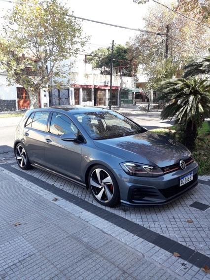 Volkswagen Golf 2018 2.0 Gti Tsi App Connect