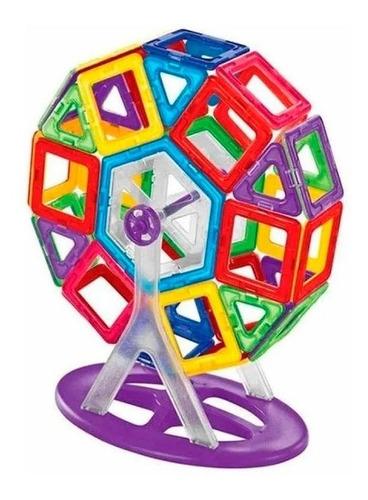 Juegos Magnéticos X 46 Piezas 1262 Antex E Full