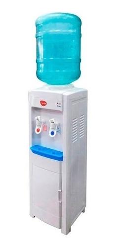 Dispensador De Agua Rotel Pie Fria Caliente 2 Canilla Albion