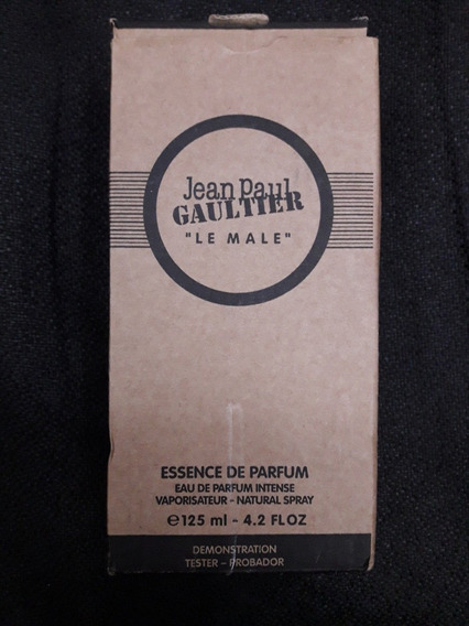 Perfume Jean Paul Gaultier Le Male Essence De Parfum 125ml