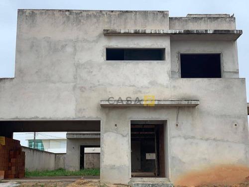 Casa Com 3 Dormitórios À Venda, 310 M² Por R$ 750.000,00 - Loteamento Residencial Jardim Villagio - Americana/sp - Ca0627