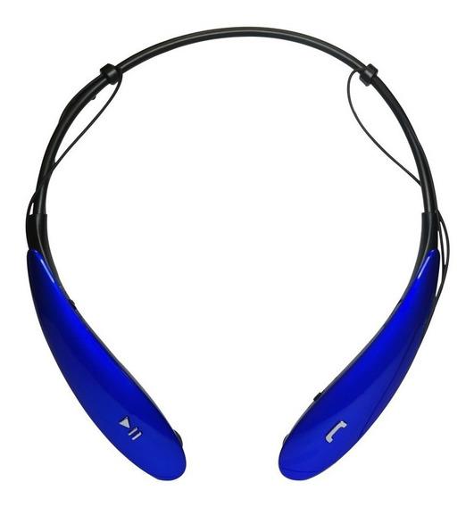 Fone De Ouvido Bluetooth Smart Kimaster K800 (azul)
