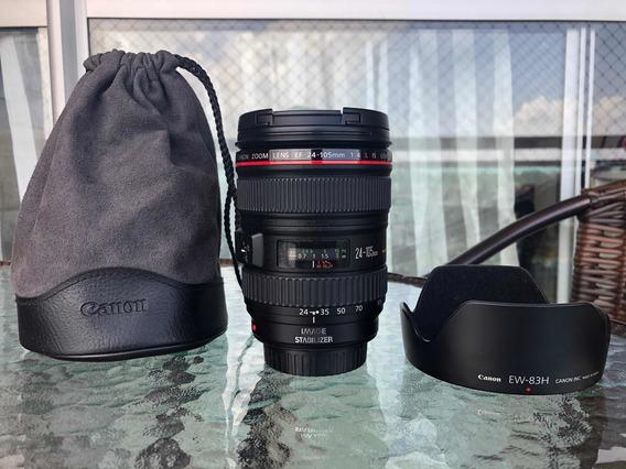 Lente Canon 25-105 F4