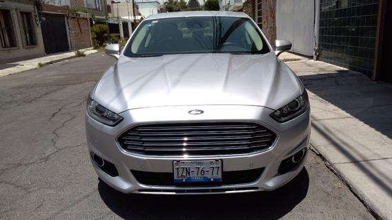 Ford Fusion Titanium Plus Eco-boost 2015