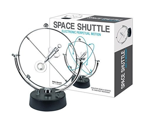 Westminster Space Shuttle Electronic Perpetuo Movimiento