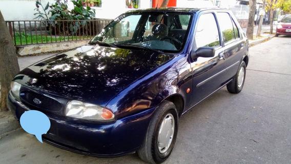 Ford Fiesta 1998 1.8 Clx D Ln