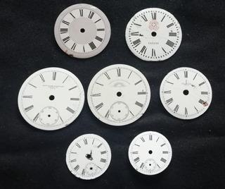 Reloj De Bolsillo Antiguo Colección De Esferas