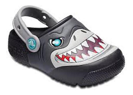 Zueco Crocs Crocs Fun Lab Lights Clog K C