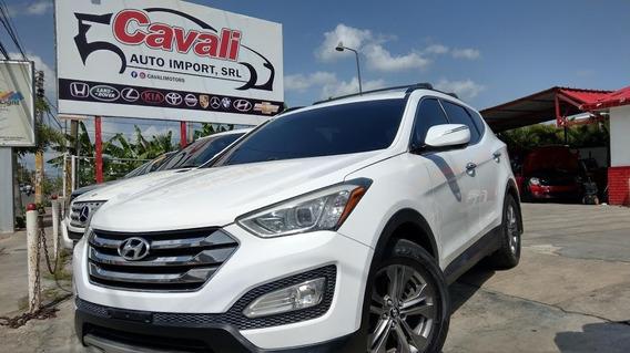 Hyundai Santa Fe Sport Awd Blanca 2013