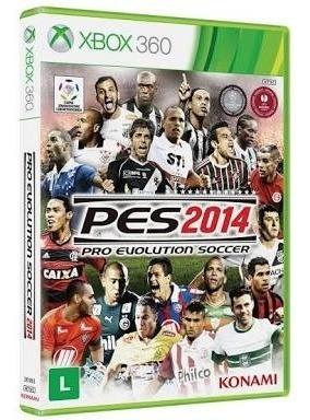 Pes 2014 Xbox 360 , Só Para Jogadores Talentosos.