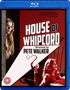 Blu-ray House Of Whipcord (digitally Remastered)
