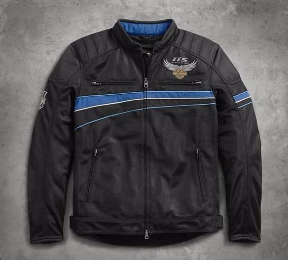 Jaqueta Masculina Harley Davidson - 115 Anos - Melhor Preço!
