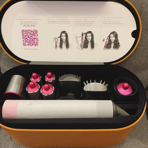 Dyson Airwrap Complete Styler For Multiple Hair Types.