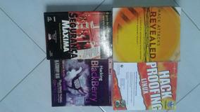 4 Livros De Hacking - Segurança Contra Hackers