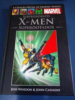 Hq Surpreendentes X-men Superdotados