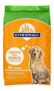 Croquet Chedraui 3.75 Kg Perro