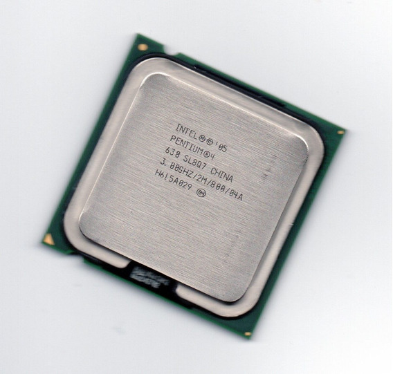 Processadores Intel Pentium 4 630 Fsb 800 3.00ghz Lga 775