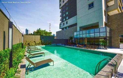 Apartamento Para Venda Em São Paulo, Cidade Monções, 2 Dormitórios, 1 Suíte, 2 Banheiros, 1 Vaga - Cap3642_1-1872393