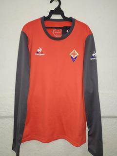 Jersey Fiorentina, Le Coq Sportif. Original, Importada, M