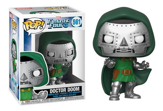 Funko Pop! Marvel #561 Fantastic 4 Dr. Doom Nortoys