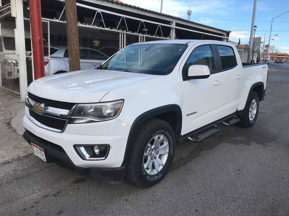 Chevrolet Colorado 3.6 Paq. C 4x4 Mt 2016