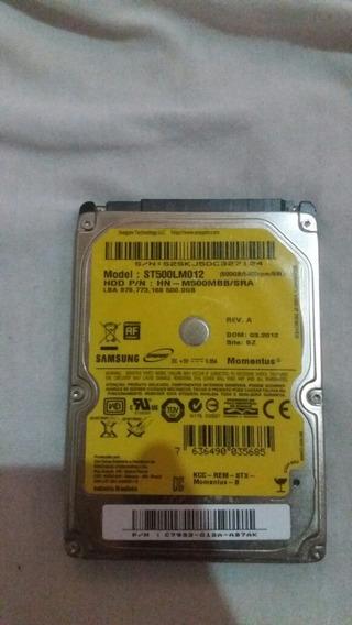 Hd Samsung 500 Gb