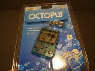 Nintendo Mini Classics Octopus Game & Watch