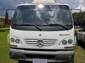 Accelo 915 - 2011 - Branco - Rodoforte Caminhoes