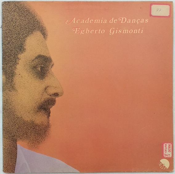 Lp Egberto Gismonti - Academia De Danças